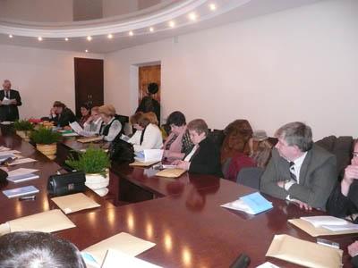 """La 28 decembrie, curent, a avut loc şedinţa Biroului Executiv al Sindicatului """"Sănătatea"""""""