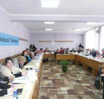 Desfăşurarea seminarelor educaţionale
