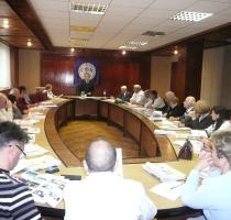 """La 29 septembrie, curent, a avut loc ședința  Biroului Executiv al Sindicatului """"Sănătatea"""""""