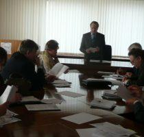 """Ședința Biroului Executiv al Sindicatului """"Sănătatea"""""""