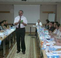 Instruirea noilor lideri sindicali