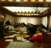 Ședința Biroului Executiv