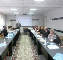 Instruirea unui nou grup de negociatori sindicali
