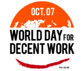 Ziua Mondială a Muncii Decente