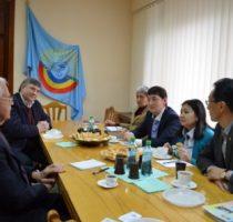 Schimb de experiență cu colegii din Kazahstan