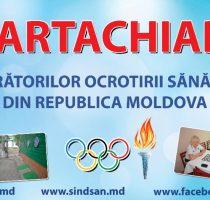 Rezultatele Spartachiadei XXXIII-a a lucrătorilor ocrotirii sănătății din Republica Moldova