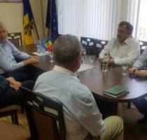 Schimb de experiență cu colegii Federației Sindicale a Lucrătorilor Medicali din Belorusia