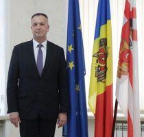 """Multstimate domnule Emil Ceban,  rector al Universității de Stat de Medicină și Farmacie """"Nicolae Testemițanu"""" din Republica Moldova"""