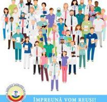"""ACȚIUNI întreprinse de către Federația Sindicală """"Sănătatea"""" din Moldova întru susținerea angajaților din sistemul de sănătate implicați în combaterea  virusului de tip nou COVID-19"""
