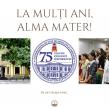 """Mesaj de felicitare la aniversarea a 75 de ani de la înființarea Universității de Stat de Medicină și Farmacie """"Nicolae Testemițanu"""""""