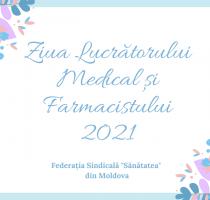 Mesajul președintelui FSSM, Aurel POPOVICI, cu prilejul Zilei lucrătorului medical și a farmacistului